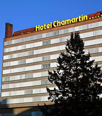 Husa chamartin hotel madrid null prix r servation for Site reservation hotel moins cher