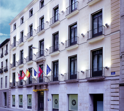 Catalonia Puerta Del Sol Madrid Hotel Spain Limited Time
