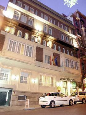 Suites barrio de salamanca madrid hotel spain limited time offer - Barrio salamanca madrid ...
