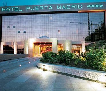 Silken Puerta Madrid Madrid Hotel Spain Limited Time Offer