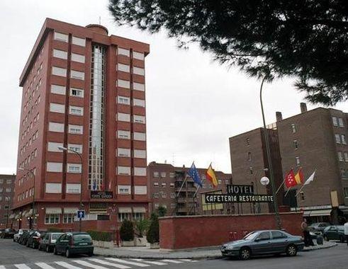 Silken Torre Garden Madrid Hotel Null Limited Time Offer