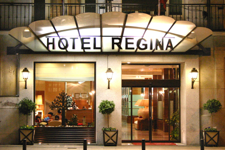 Regina Hotel Madrid Hotel Spain Limited Time Offer