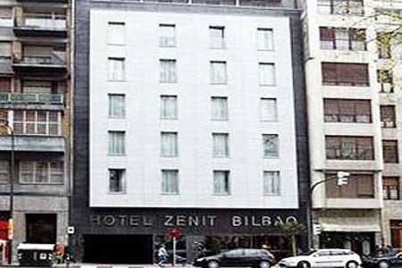 zenit bilbao hotel bilbao espagne prix r servation moins cher avis photos vid os. Black Bedroom Furniture Sets. Home Design Ideas