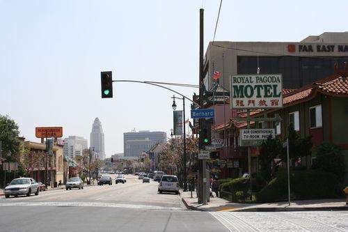 Broadway Motel Los Angeles Ca
