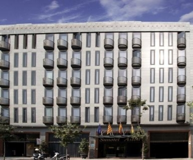 Sunotel aston barcelona hotel spain limited time offer for Hotel aston barcelona calle paris