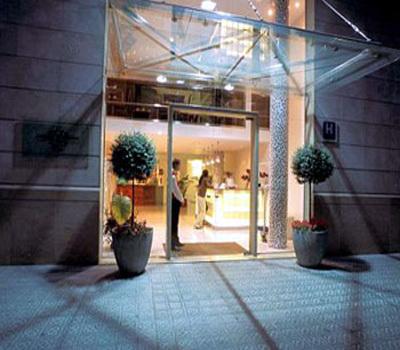 America barcelona hotel barcelona espagne prix for Hotel pas cher catalogne