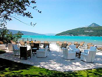 Residence la baie des voiles hotel talloires france for Reservation hotel france moin cher