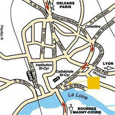Mercure Nevers Pont de Loire Nevers, Hotel France. Limited Time Offer!