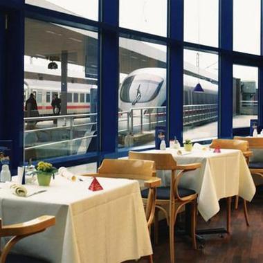 Karte Intercity Hotels Hamburg