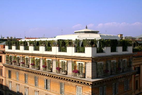 Hotel isa rome hotel en italia descuentos de hasta un 30 for Hotel isa design
