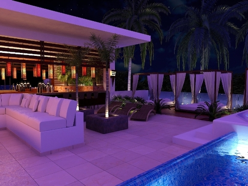 Azul Fives Hotel By Karisma Playa Del Carmen  Hotel Mexico
