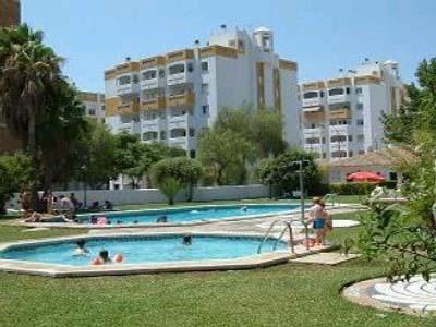 Apartamentos jardines del gamonal hotel benalmadena for Jardines del gamonal benalmadena
