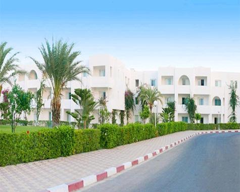 El mouradi djerba menzel midoun hotel tunisia limited for Hotels djerba