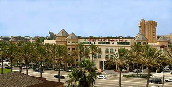 Desert Palms Hotel & Suites Anaheim Resort Anaheim, Hotel null. Limited Time Offer!