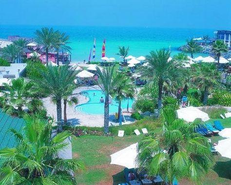 Dubai Marine Beach Resort Hotel