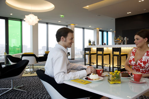 Andel Hotel Berlin Rezeption