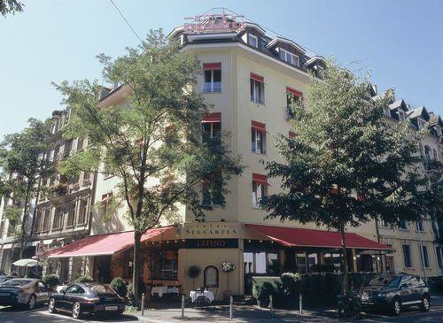 Hotel seegarten hotel zurich suisse prix r servation for Prix hotel moins cher