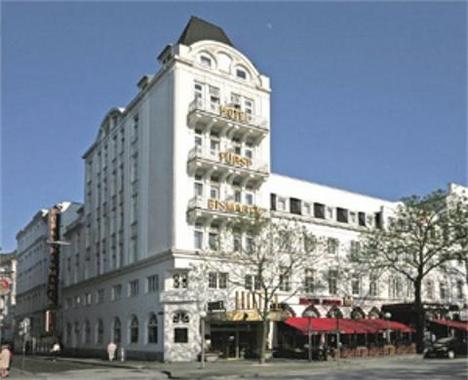 Fuerst Bismarck Hotel Hamburg Germany