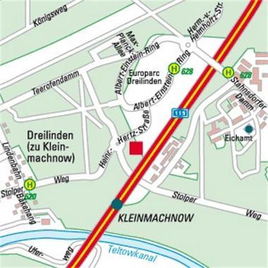 Ibis Hotel Kleinmachnow