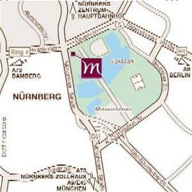 Nurnberg Hotel Mercure
