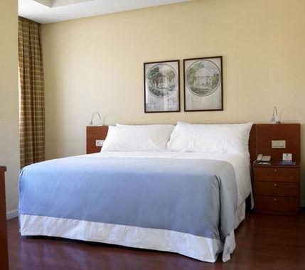 hotel centro norte en madrid: