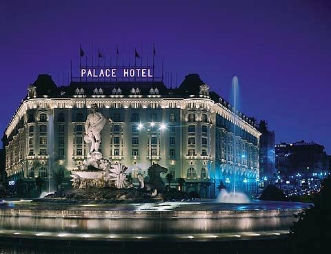 Westin Palace Hotel Madrid Hotel Null Limited Time Offer