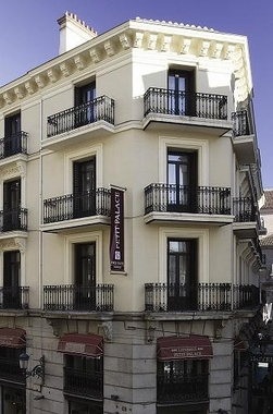 Petit palace londres madrid hotel spain limited time offer for Londres hotel madrid