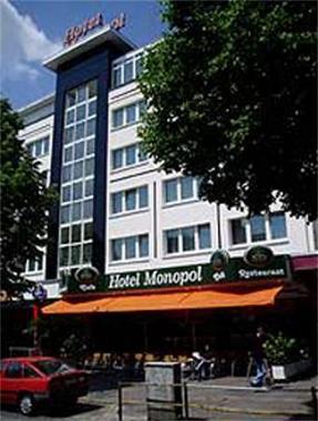 Cityhotel Monopol Hamburg Hotel In Deutschland Jetzt 30 Gunstiger