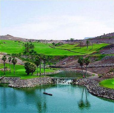 Villas salobre golf resort maspalomas hotel spain for Villas salobre golf