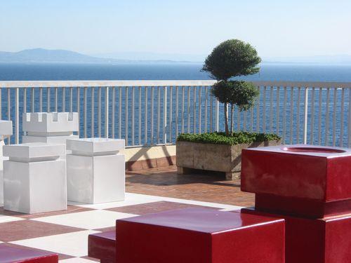 almadraba park hotel hotel roses espagne prix r servation moins cher avis photos vid os. Black Bedroom Furniture Sets. Home Design Ideas