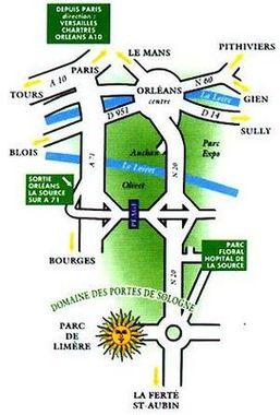 Domaine Des Portes De Sologne Ardon Hotel France Limited Time Offer - Hotel les portes de sologne
