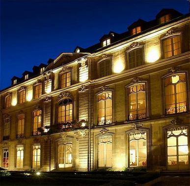 Hotel Saint James Albany Paris Restaurant