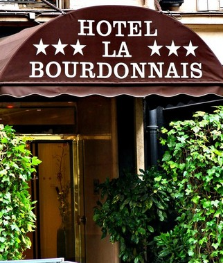 La bourdonnais hotel paris france prix r servation for Prix hotel en france