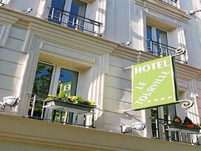 le tourville hotel paris hotel france limited time offer. Black Bedroom Furniture Sets. Home Design Ideas