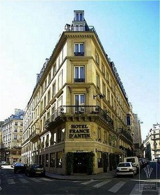H tel france d 39 antin hotel paris france prix for Prix hotel en france