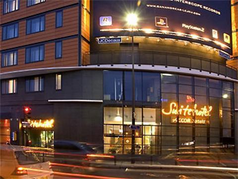 Suite novotel paris porte de la chapelle hotel paris - 6 avenue de la porte de la chapelle 75018 paris ...