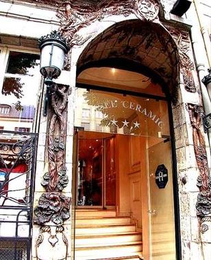 Elysees Ceramic Hotel Paris France