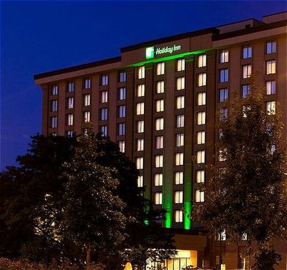 Holiday inn o 39 hare area chicago hotel null limited time for Chicago ord hotels