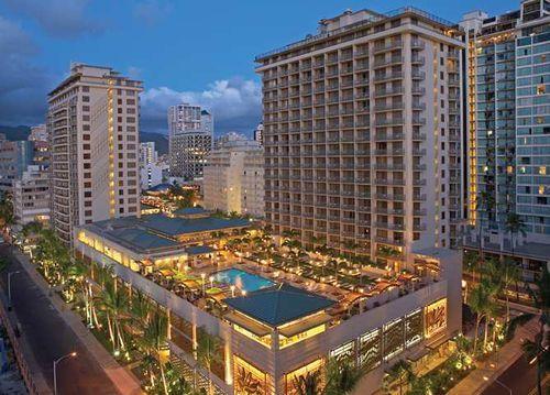 Hotel Suites In Honolulu Hawaii