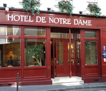 Hotel de notre dame hotel paris france prix for Site de reservation hotel pas cher