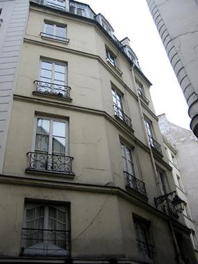 Rue xavier privas 4 guests hotel paris france prix for Prix hotel france