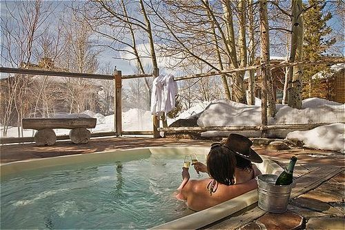 Spring creek ranch jackson hotel null limited time offer for Jackson hole wyoming honeymoon cabins