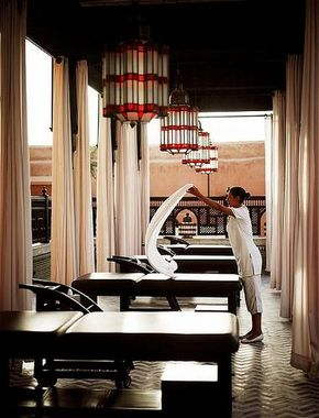 La mamounia hotel hotel marrakech royaume du maroc prix r servation moins cher avis - Prix chambre hotel mamounia marrakech ...