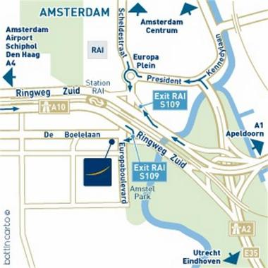 Amsterdam Karta Hotell.Novotel Amsterdam City Amsterdam Hotell Nederlanderna Just Nu