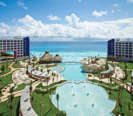 The Westin Lagunamar Ocean Resort Villas Cancun Playa Del