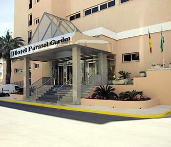 Parasol garden hotel torremolinos espagne prix for Hotel parasol garden
