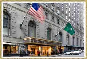Roosevelt Hotel New York Avis