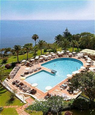 Madeira palacio resort hotel hotel funchal portugal for Chaine hotel pas cher portugal