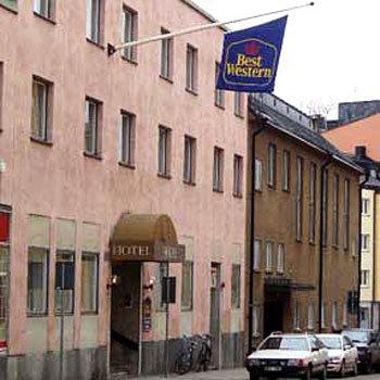 hotell norrköping drottninggatan