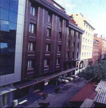 Allstar erbil hotel hotel istanbul turquie prix for Erbil hotel istanbul